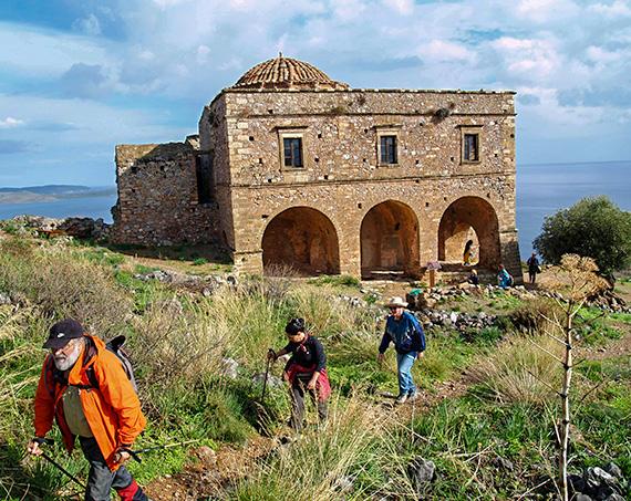 Liotrivi Trekking-Jogging-Walking Activities
