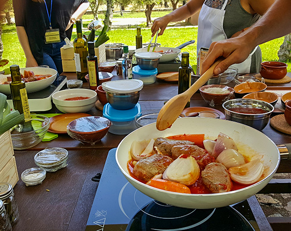 Liotrivi Cooking Class Experience