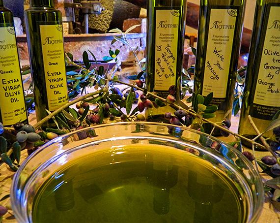 Liotrivi Oliven und Olivenöl testen Erlebnisse