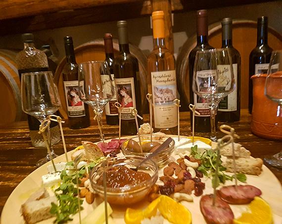 Liotrivi Weinproben Erlebnisse
