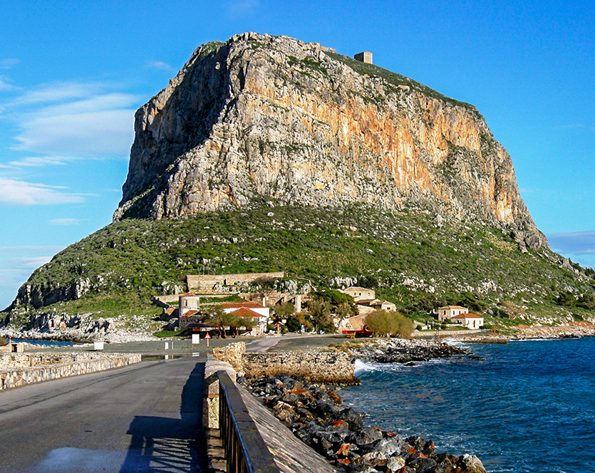 Monemvasia Access